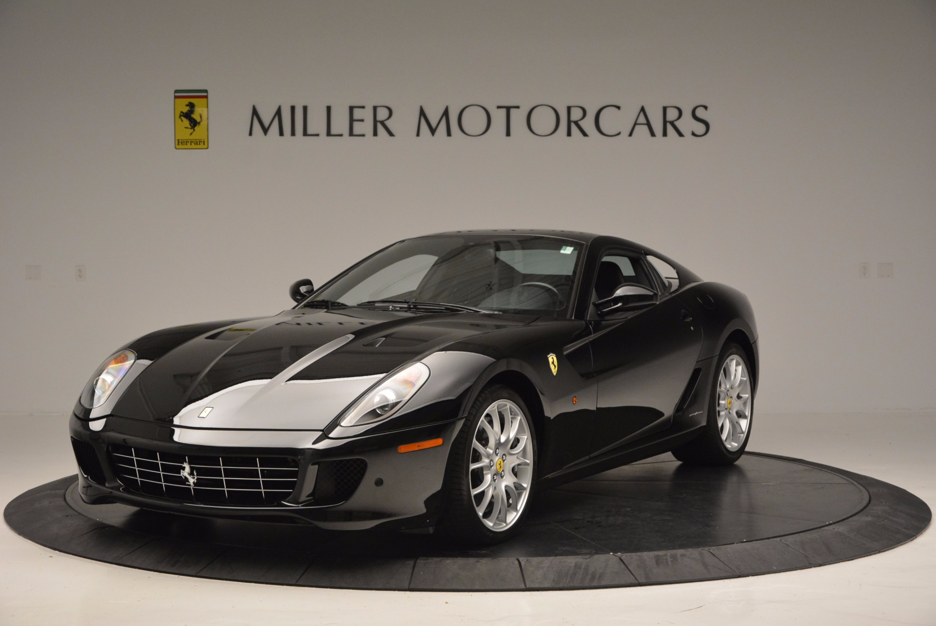 Used 2008 Ferrari 599 GTB Fiorano for sale Sold at Maserati of Westport in Westport CT 06880 1