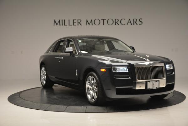 Used 2013 Rolls-Royce Ghost for sale Sold at Maserati of Westport in Westport CT 06880 12