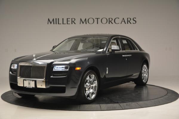 Used 2013 Rolls-Royce Ghost for sale Sold at Maserati of Westport in Westport CT 06880 2