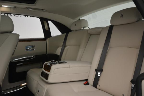 Used 2013 Rolls-Royce Ghost for sale Sold at Maserati of Westport in Westport CT 06880 22