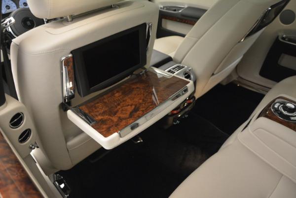 Used 2013 Rolls-Royce Ghost for sale Sold at Maserati of Westport in Westport CT 06880 23