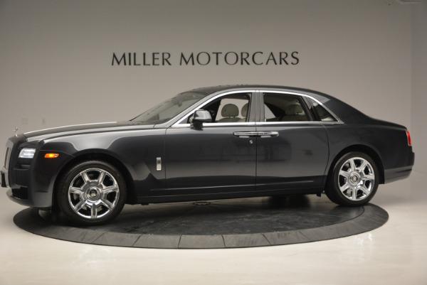 Used 2013 Rolls-Royce Ghost for sale Sold at Maserati of Westport in Westport CT 06880 3