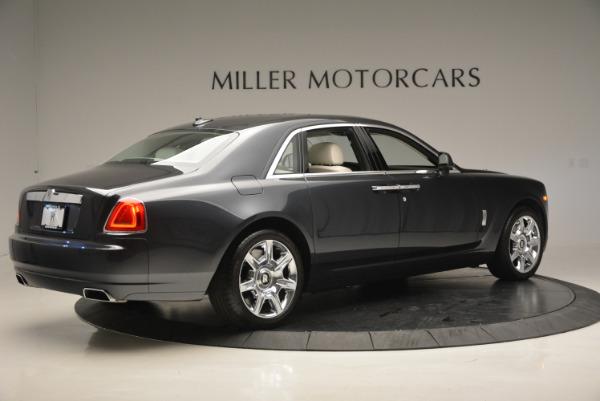 Used 2013 Rolls-Royce Ghost for sale Sold at Maserati of Westport in Westport CT 06880 9