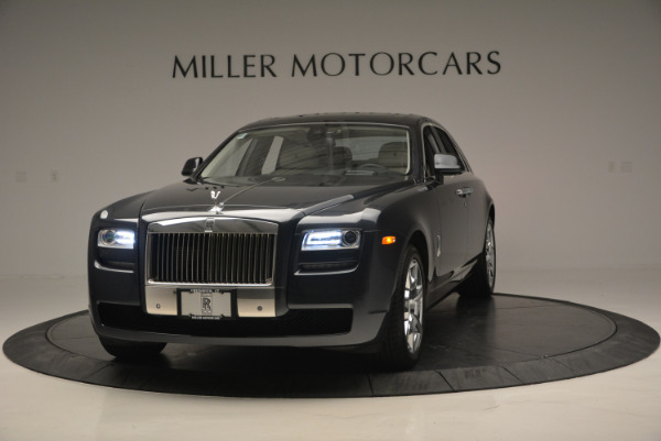 Used 2013 Rolls-Royce Ghost for sale Sold at Maserati of Westport in Westport CT 06880 1