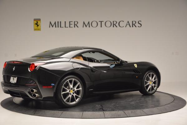 Used 2010 Ferrari California for sale Sold at Maserati of Westport in Westport CT 06880 20