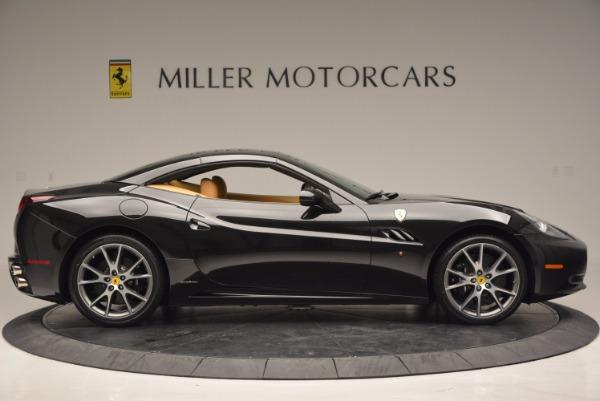 Used 2010 Ferrari California for sale Sold at Maserati of Westport in Westport CT 06880 21