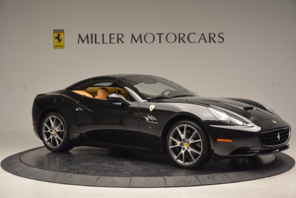 Used 2010 Ferrari California for sale Sold at Maserati of Westport in Westport CT 06880 22