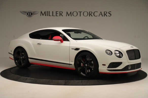 Used 2017 Bentley Continental GT Speed for sale Sold at Maserati of Westport in Westport CT 06880 10