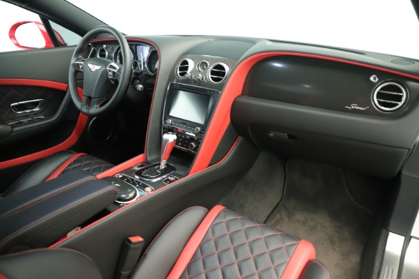 Used 2017 Bentley Continental GT Speed for sale Sold at Maserati of Westport in Westport CT 06880 18