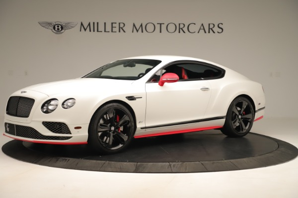 Used 2017 Bentley Continental GT Speed for sale Sold at Maserati of Westport in Westport CT 06880 2