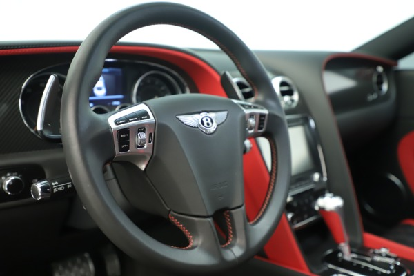 Used 2017 Bentley Continental GT Speed for sale Sold at Maserati of Westport in Westport CT 06880 24