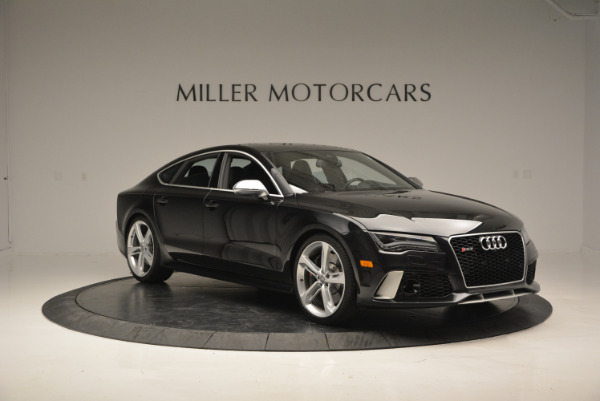 Used 2014 Audi RS 7 4.0T quattro Prestige for sale Sold at Maserati of Westport in Westport CT 06880 11