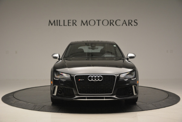 Used 2014 Audi RS 7 4.0T quattro Prestige for sale Sold at Maserati of Westport in Westport CT 06880 12