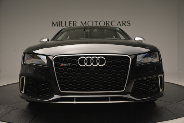 Used 2014 Audi RS 7 4.0T quattro Prestige for sale Sold at Maserati of Westport in Westport CT 06880 13