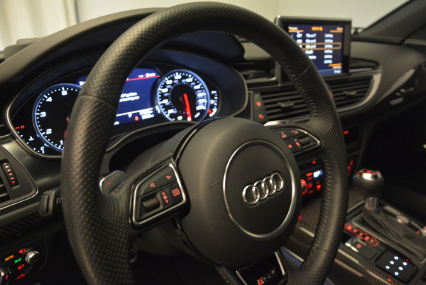 Used 2014 Audi RS 7 4.0T quattro Prestige for sale Sold at Maserati of Westport in Westport CT 06880 18