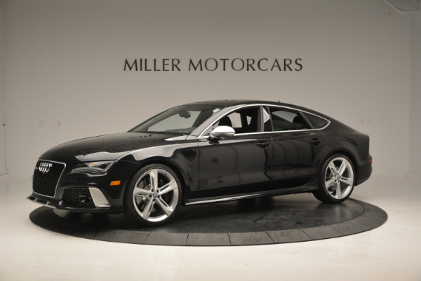 Used 2014 Audi RS 7 4.0T quattro Prestige for sale Sold at Maserati of Westport in Westport CT 06880 2