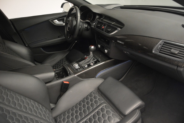 Used 2014 Audi RS 7 4.0T quattro Prestige for sale Sold at Maserati of Westport in Westport CT 06880 23