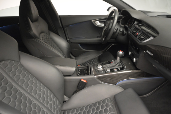 Used 2014 Audi RS 7 4.0T quattro Prestige for sale Sold at Maserati of Westport in Westport CT 06880 24