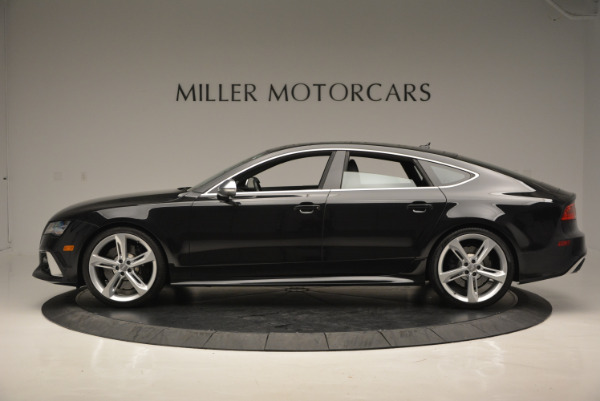 Used 2014 Audi RS 7 4.0T quattro Prestige for sale Sold at Maserati of Westport in Westport CT 06880 3