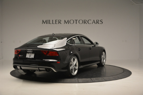 Used 2014 Audi RS 7 4.0T quattro Prestige for sale Sold at Maserati of Westport in Westport CT 06880 7