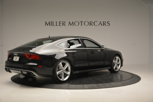 Used 2014 Audi RS 7 4.0T quattro Prestige for sale Sold at Maserati of Westport in Westport CT 06880 8