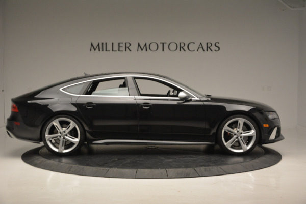 Used 2014 Audi RS 7 4.0T quattro Prestige for sale Sold at Maserati of Westport in Westport CT 06880 9