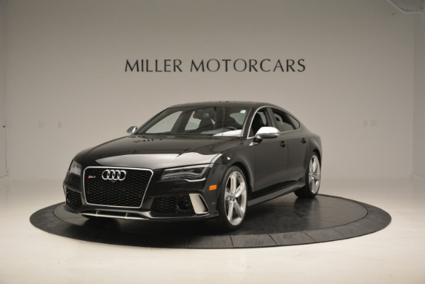 Used 2014 Audi RS 7 4.0T quattro Prestige for sale Sold at Maserati of Westport in Westport CT 06880 1