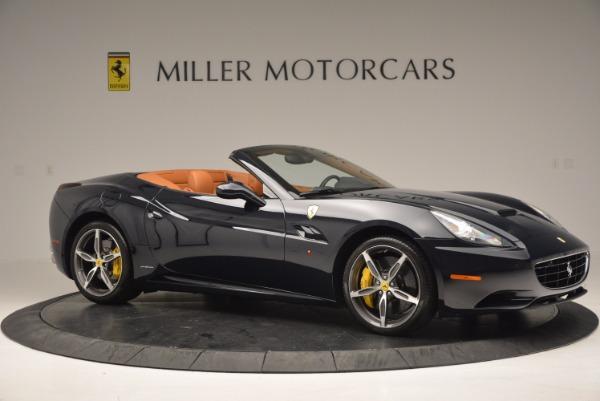 Used 2013 Ferrari California 30 for sale Sold at Maserati of Westport in Westport CT 06880 10