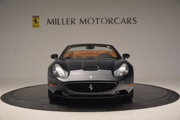 Used 2013 Ferrari California 30 for sale Sold at Maserati of Westport in Westport CT 06880 12