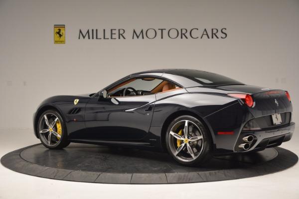 Used 2013 Ferrari California 30 for sale Sold at Maserati of Westport in Westport CT 06880 16