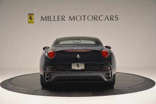 Used 2013 Ferrari California 30 for sale Sold at Maserati of Westport in Westport CT 06880 18