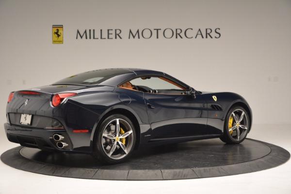 Used 2013 Ferrari California 30 for sale Sold at Maserati of Westport in Westport CT 06880 20