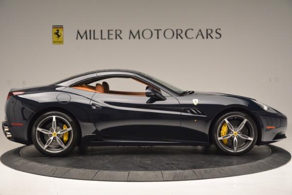 Used 2013 Ferrari California 30 for sale Sold at Maserati of Westport in Westport CT 06880 21