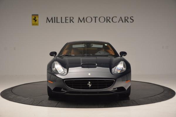 Used 2013 Ferrari California 30 for sale Sold at Maserati of Westport in Westport CT 06880 24