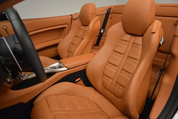 Used 2013 Ferrari California 30 for sale Sold at Maserati of Westport in Westport CT 06880 27