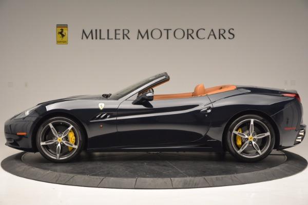 Used 2013 Ferrari California 30 for sale Sold at Maserati of Westport in Westport CT 06880 3