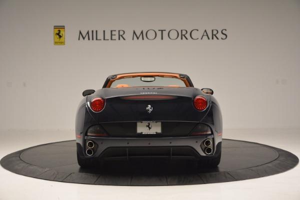 Used 2013 Ferrari California 30 for sale Sold at Maserati of Westport in Westport CT 06880 6