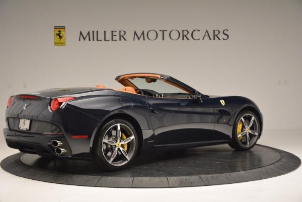 Used 2013 Ferrari California 30 for sale Sold at Maserati of Westport in Westport CT 06880 8