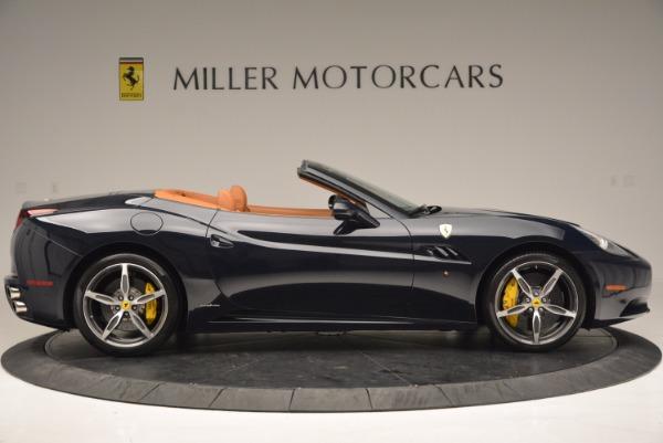 Used 2013 Ferrari California 30 for sale Sold at Maserati of Westport in Westport CT 06880 9