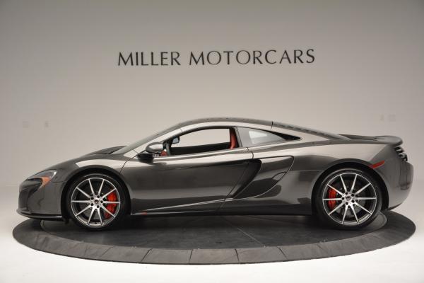 Used 2015 McLaren 650S for sale Sold at Maserati of Westport in Westport CT 06880 3