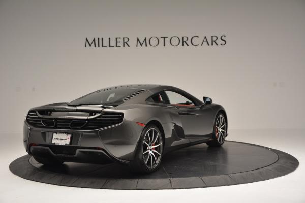 Used 2015 McLaren 650S for sale Sold at Maserati of Westport in Westport CT 06880 7
