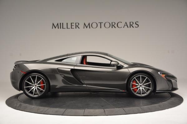 Used 2015 McLaren 650S for sale Sold at Maserati of Westport in Westport CT 06880 9