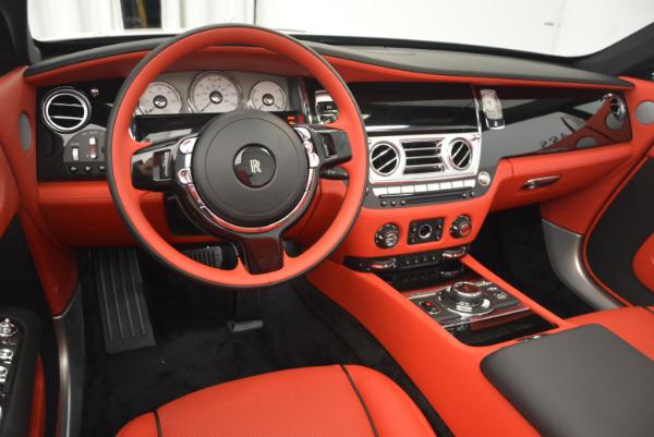 New 2017 Rolls-Royce Dawn for sale Sold at Maserati of Westport in Westport CT 06880 25