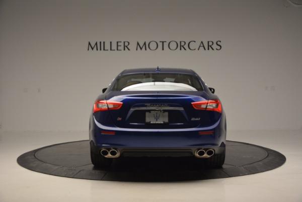 New 2017 Maserati Ghibli S Q4 for sale Sold at Maserati of Westport in Westport CT 06880 6