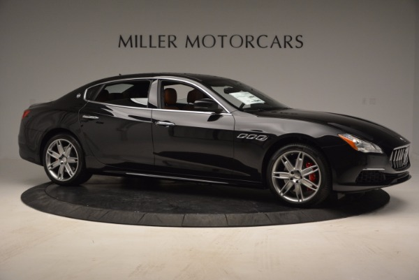 New 2017 Maserati Quattroporte S Q4 GranLusso for sale Sold at Maserati of Westport in Westport CT 06880 10