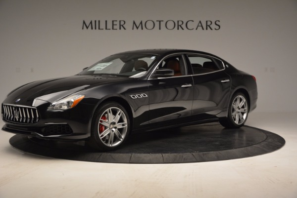 New 2017 Maserati Quattroporte S Q4 GranLusso for sale Sold at Maserati of Westport in Westport CT 06880 2