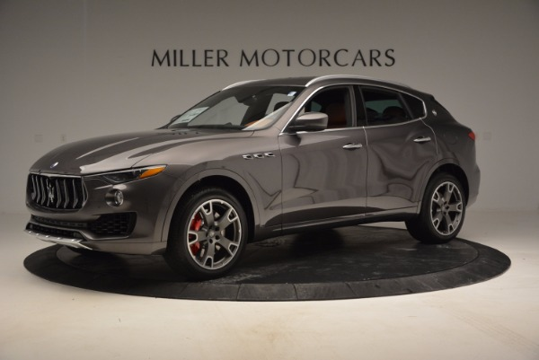 New 2017 Maserati Levante S for sale Sold at Maserati of Westport in Westport CT 06880 2