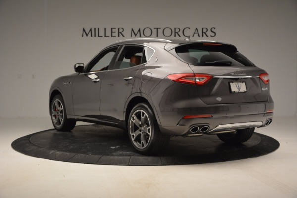New 2017 Maserati Levante S for sale Sold at Maserati of Westport in Westport CT 06880 5