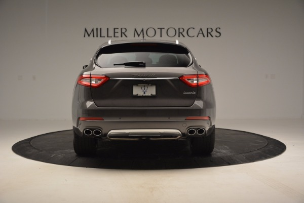 New 2017 Maserati Levante S for sale Sold at Maserati of Westport in Westport CT 06880 6