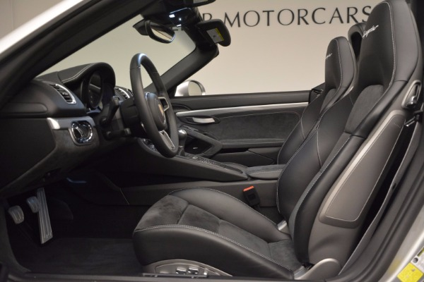 Used 2016 Porsche Boxster Spyder for sale Sold at Maserati of Westport in Westport CT 06880 21
